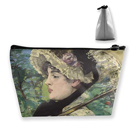 ab2a8714e492 Amazon.com: Wansanc Storage Bag Medieval Delicate Women Cosmetic ...