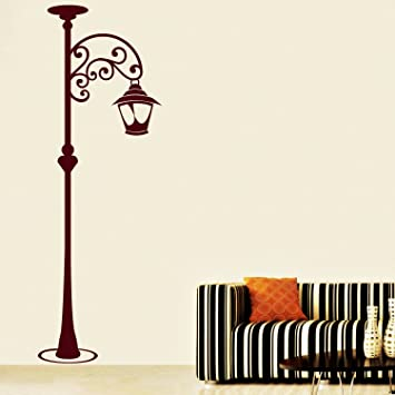 Buy Lamp Post Wall Sticker Decal Online At Low Prices In India - Wall decals online