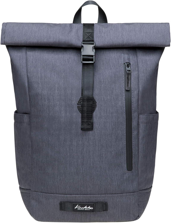 KAUKKO New Designed Laptop Backpack Rucksack Outdoor Hiking Camping Travel Daypack School Backpack
