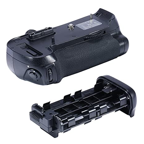 amazon com neewer vertical battery grip replacement for nikon mb