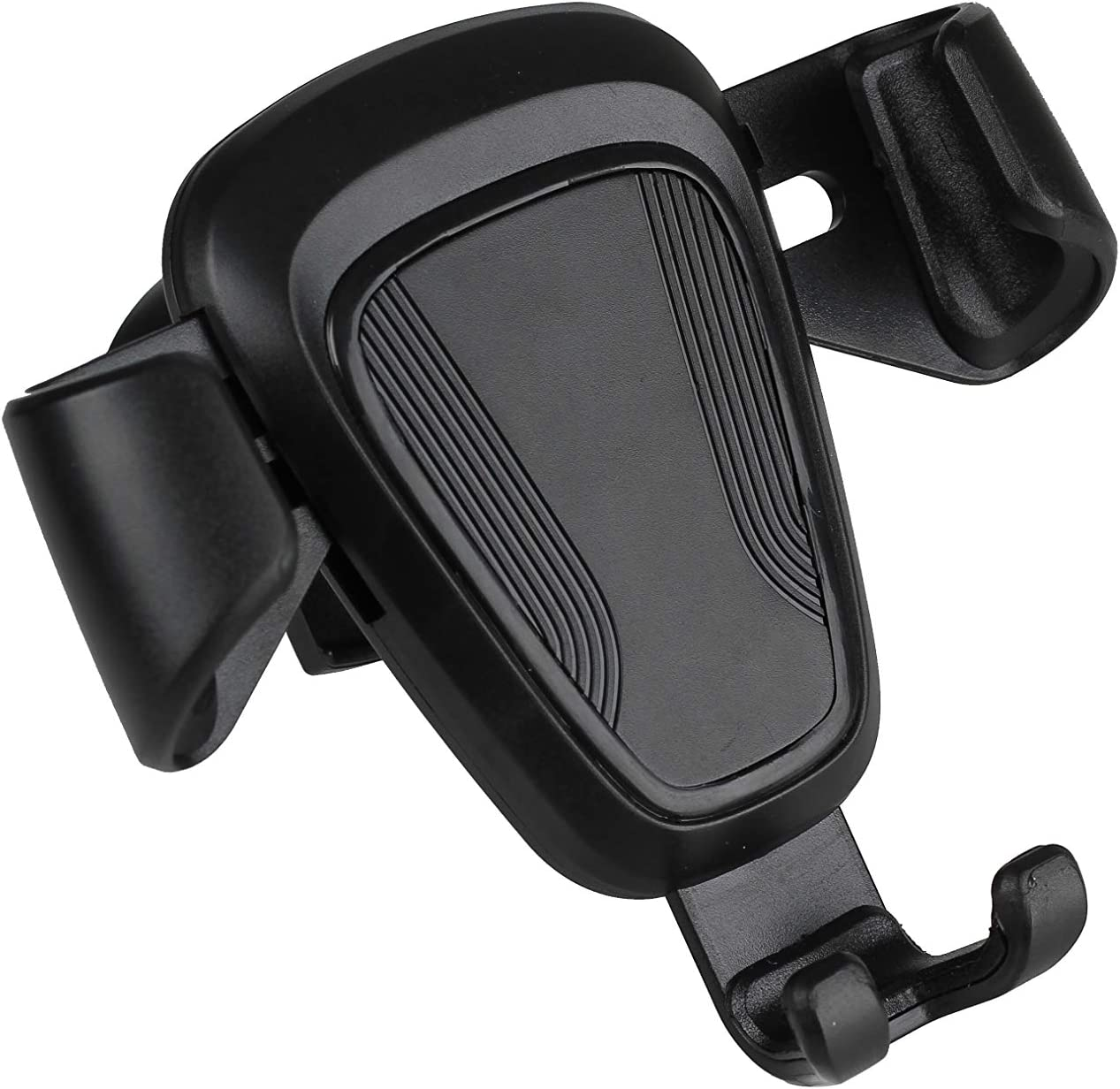 Air Vent Holders for iPhone 11 Pro Xs Max Xr X 8 7 6 Plus Samsung Galaxy Note 9 Pixel LG Wuchieal Car Phone Mount Holder Universal Hands Free 360 Rotating Auto Cell Phones Hodlers with Double Clip