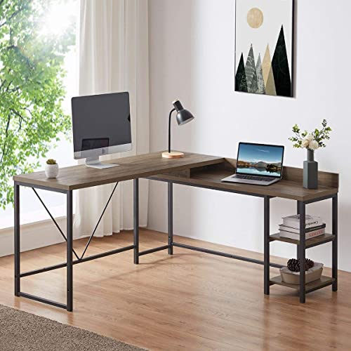 IBF Reversible L Shaped Desk