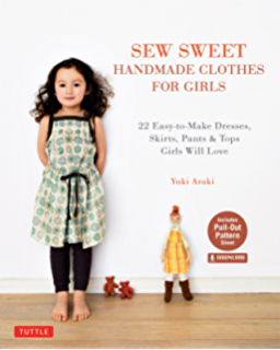 Little Girls Big Style Sew A Boutique Wardrobe From 4 Easy