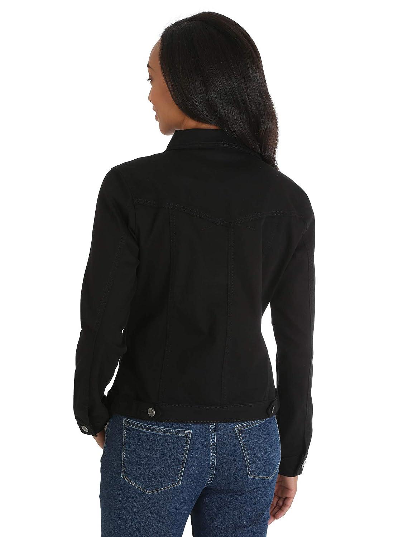 Riders by Lee Indigo Womens Stretch Denim Jacket