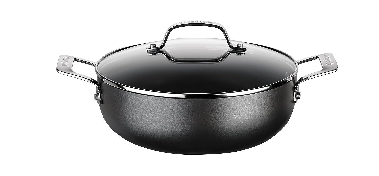 Circulon Generic Hard Anodised 26 cm Chef's Casserole - Black Meyer Group Ltd. 80019