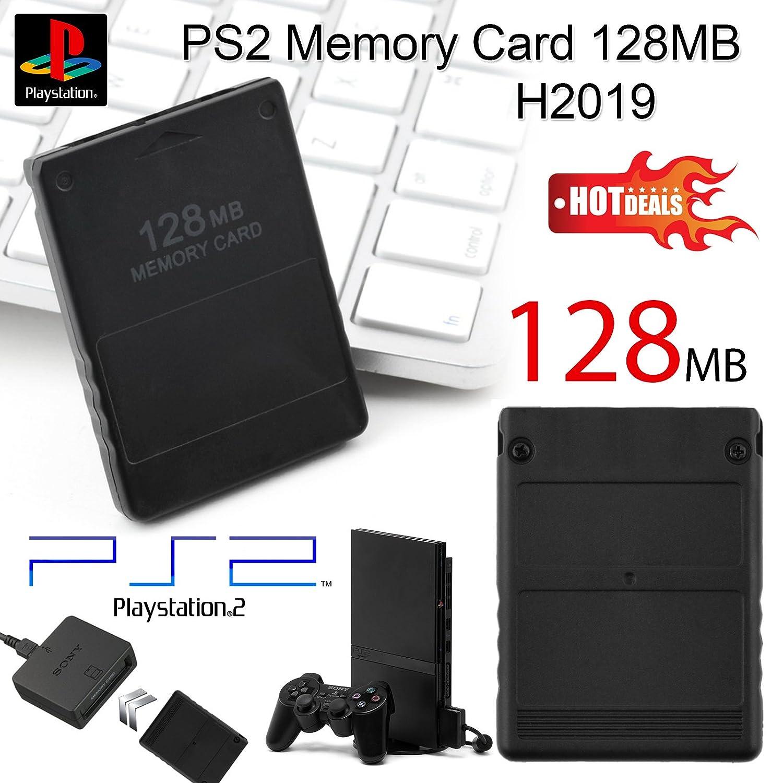 SODIAL(R) Tarjeta de Memoria 128MB para Playstation PS2 ...