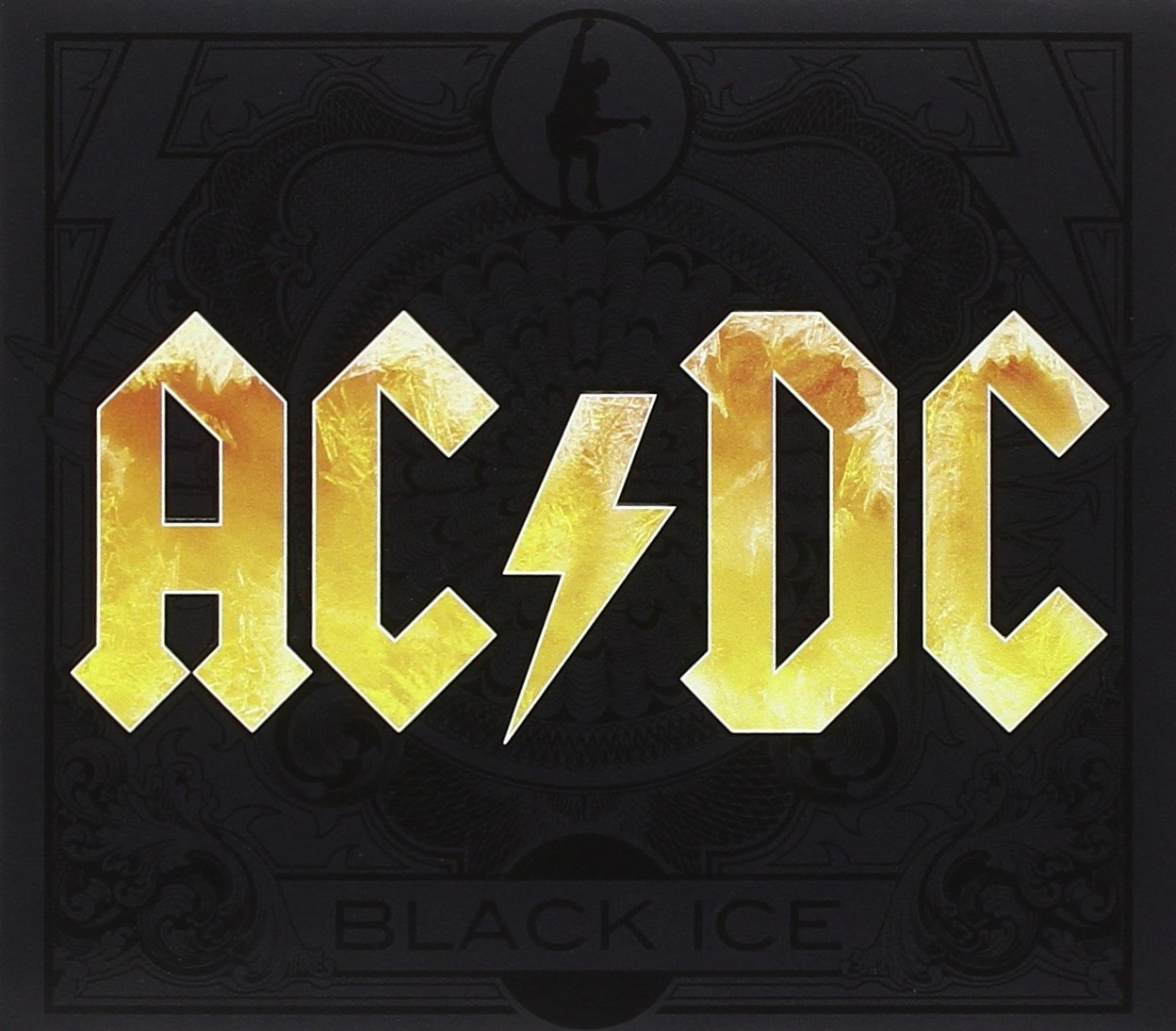 Black Ice (Limited Edition Yellow Cover)