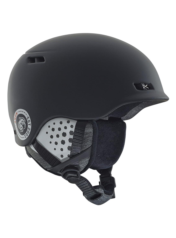 Anon(アノン) ヘルメット スキー スノーボード メンズ RODAN 2018-19年モデル M~XLサイズ B07F2B3XRV Lサイズ MOTO BLACK MOTO BLACK Lサイズ