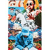 Mac Miller - Collage - Hip Hop Poster (24 x 36 inches)