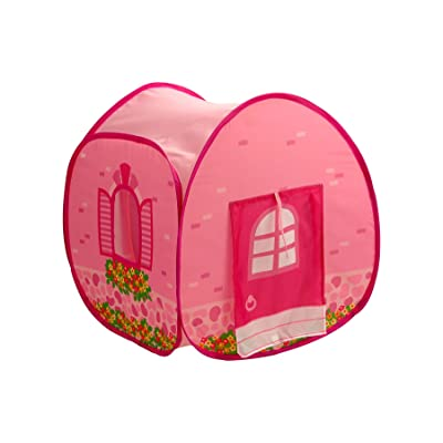GigaTent Mini Summer Chalet Toy Doll House Tent: Toys & Games