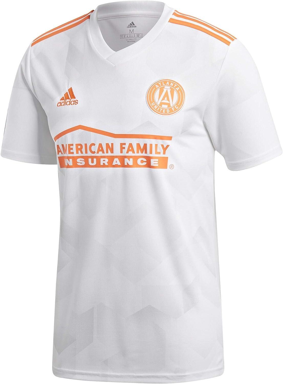 adidas Atlanta United FC Youth Replica Jersey Grey Youth XLarge 18//20