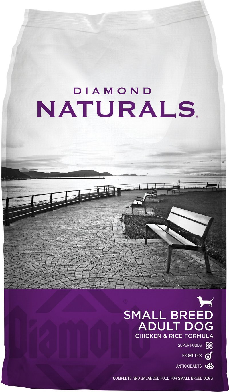 Diamond Naturals Dog Food Chicken And Rice