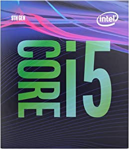 Intel Core i5-9500 Desktop Processor 6 Cores up to 4.GHz LGA1151 300 Series 65W