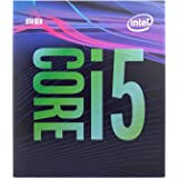 Intel Core i5-9500 Desktop Processor 6 Cores up to 4.GHz LGA1151 300 Series 65W (BX80684I59500)