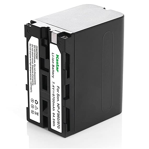 Replacement battery for sony np f960 np f970 np f975 amazon replacement battery for sony np f960 np f970 np f975 fandeluxe Gallery