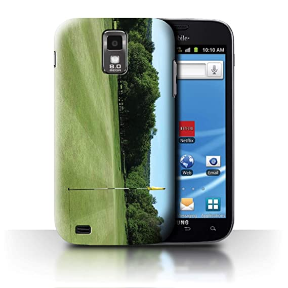 first rate efebc fd468 Amazon.com: STUFF4 Phone Case/Cover for Samsung Galaxy S2 Hercules ...
