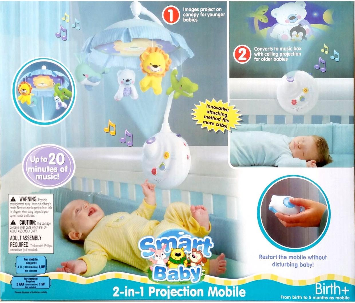 Amazon.com: touchandlearn. comprar islámica Baby Mobile, Get ...