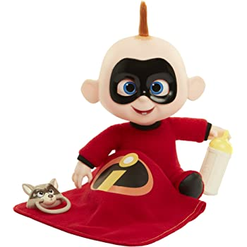 Disney Pixar The Incredibles 2 Baby Jack-Jack Gift Set figure