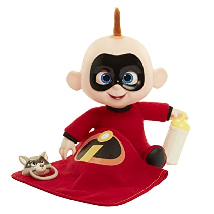 Disney Pixar The Incredibles 2 Baby Jack-Jack Gift Set figure