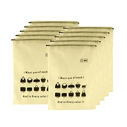 B11 Dust Cover Women Purse Pouch Drawstring Storage Packing Organizer  (Medium) -Set of 12 Pcs  Amazon.in  Home   Kitchen ead30e8d00