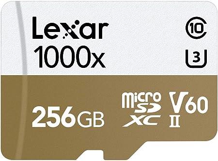 Lexar Professional Lsdmi256cbna1000a Microsdxc Uhs Ii Computer Zubehör