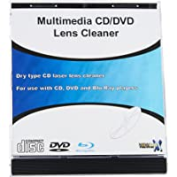CD DVD BluRay PC Laptop Computer Drive ROM Laser Lens Cleaning Cleaner Disc