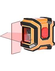 EZARC Nivel láser cruzado - ELi-033 Autonivelante Láser de líneas horizontales y verticales