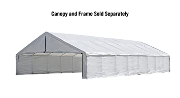 Ultra Max White Canopy Enclosure Kit for 30 X 50 Ft. (white)  sc 1 st  Amazon.com & Amazon.com : Ultra Max White Canopy Enclosure Kit for 30 X 50 Ft ...