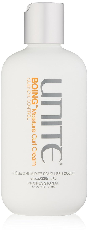 UNITE Hair Boing Moisture Curl Cream, 8 Fl Oz