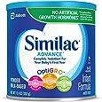 Similac雅培婴儿配方1段奶粉 12.4盎司(6罐装)