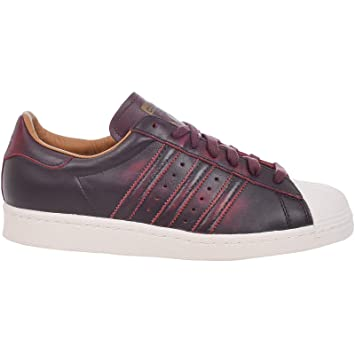 Schwarz adidas Neu Herren Grun Superstar Leder Sneakers Schuhe 80S sdQtChxBr