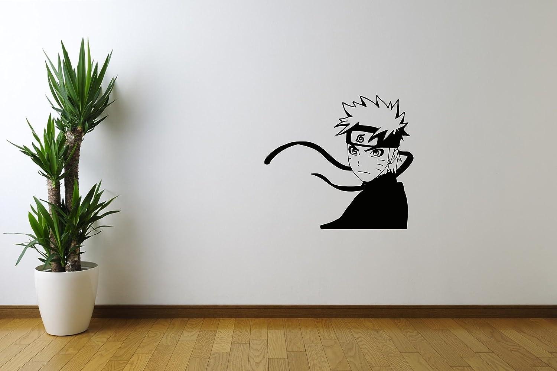 Amazon.com: Anime Wall Decal for Boys Girls Naruto Cartoon ...