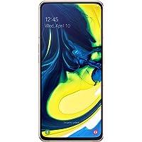 Samsung Galaxy A80 Dual Sim, 128GB, 8GB RAM, 4G LTE, Gold