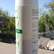 Amazon.com: Champú seco Klorane con leche de avena, fórmula ...