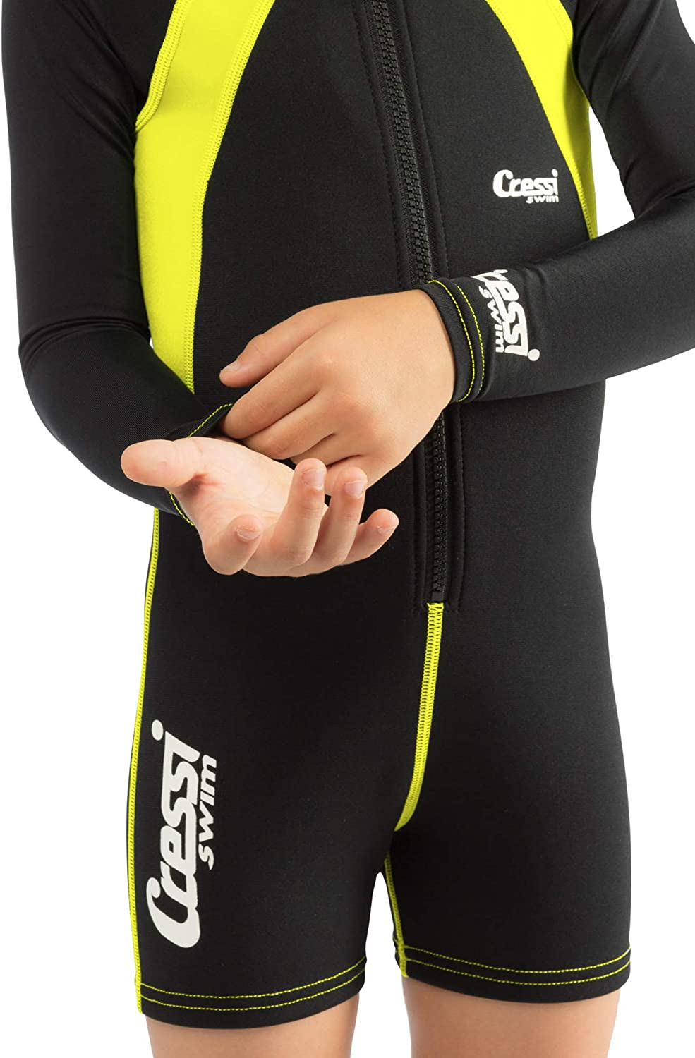 Cressi Unisex Kid Shorty Thermal Wetsuit Neoprene Ultra Stretch 1.5//2mm