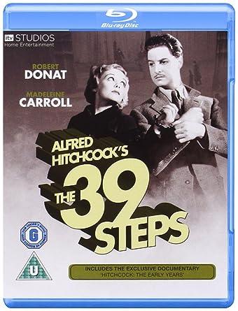 39 steps 1935 online dating