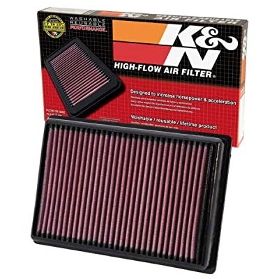 K&N Engine Air Filter: High Performance, Premium, Powersport Air Filter: 2009-2020 BMW (S1000R, S1000RR, S1000XR, HP4 Race, HP4, HP4 Competition) BM-1010: Automotive
