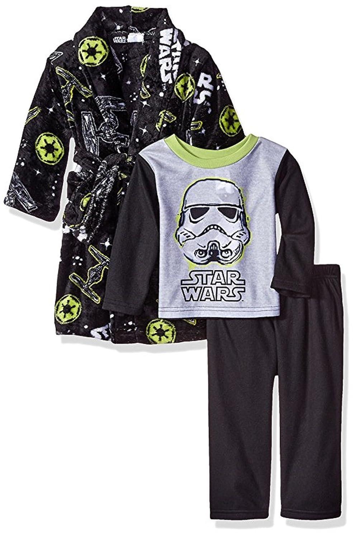 cheap Star Wars 2PC Pajama Set with Robe Boys (8)