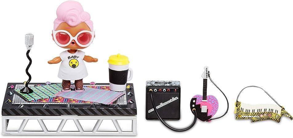 Deluxe L.O.L Surprise 1 Music Festival Furniture Set /& 2 Lils Gift Set! 20