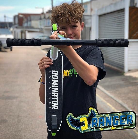 Dominator Ranger Pro Stunt - Patinete (Amarillo/Azul ...