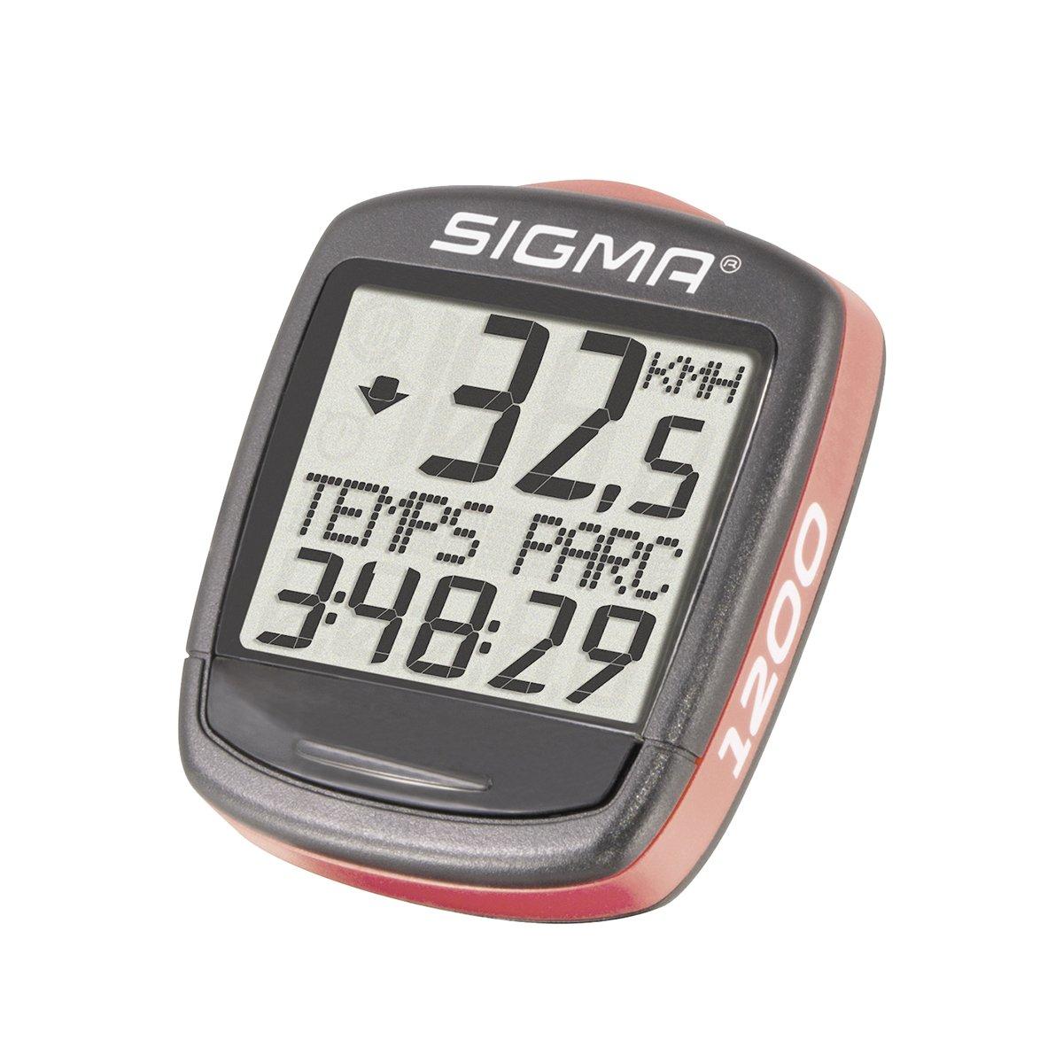 Sigma Elektro  Cuentakilómetros