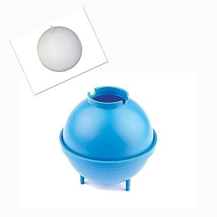 Molde para velas (esfera)