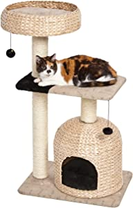 MidWest Cat Furniture | Durable, Stylish Cat Trees & Cat Scratching Posts | 1-Year Manufacturer's Warranty