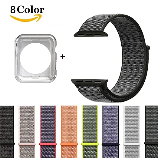 16 opinioni per Naomo Cinturino Per Apple Watch 38mm Series 3, Series 2, Series 1 Morbido