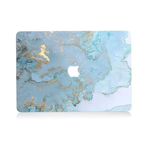 AQYLQ Funda Dura para 2017/2016 MacBook Pro 13 Pulgadas con/sin Touch Bar A1706 / A1708 - Ultra Delgado Carcasa Rígida Protector de Plástico Cubierta, ...