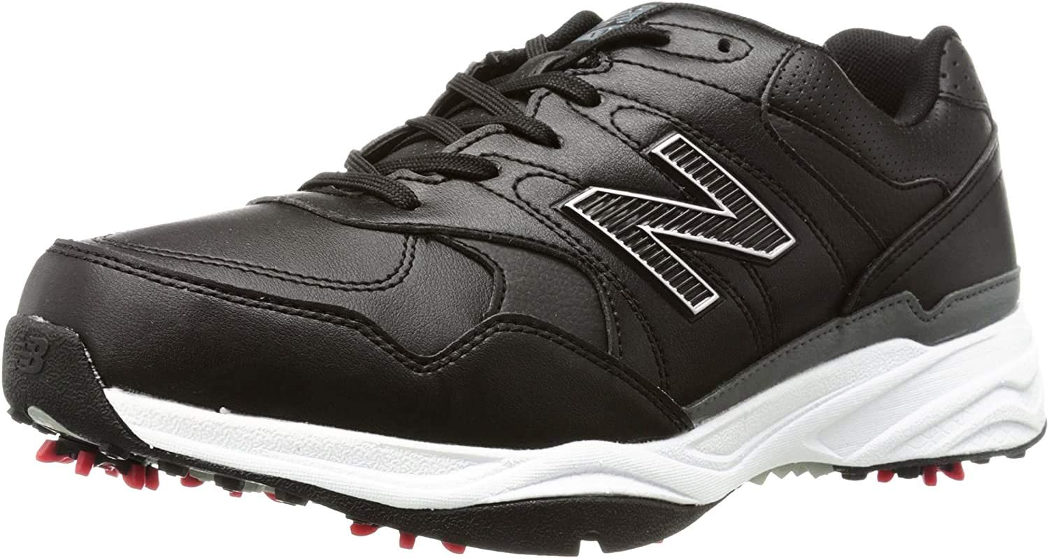 Series 1701 Golf Shoes Black 15 Wide