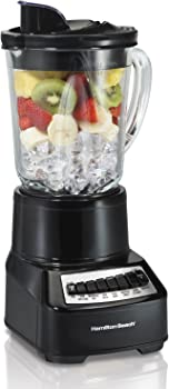 Hamilton Beach Wave Crusher Green Smoothies Blender