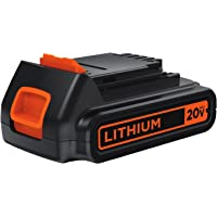 Black Decker 20V MAX Lithium Battery