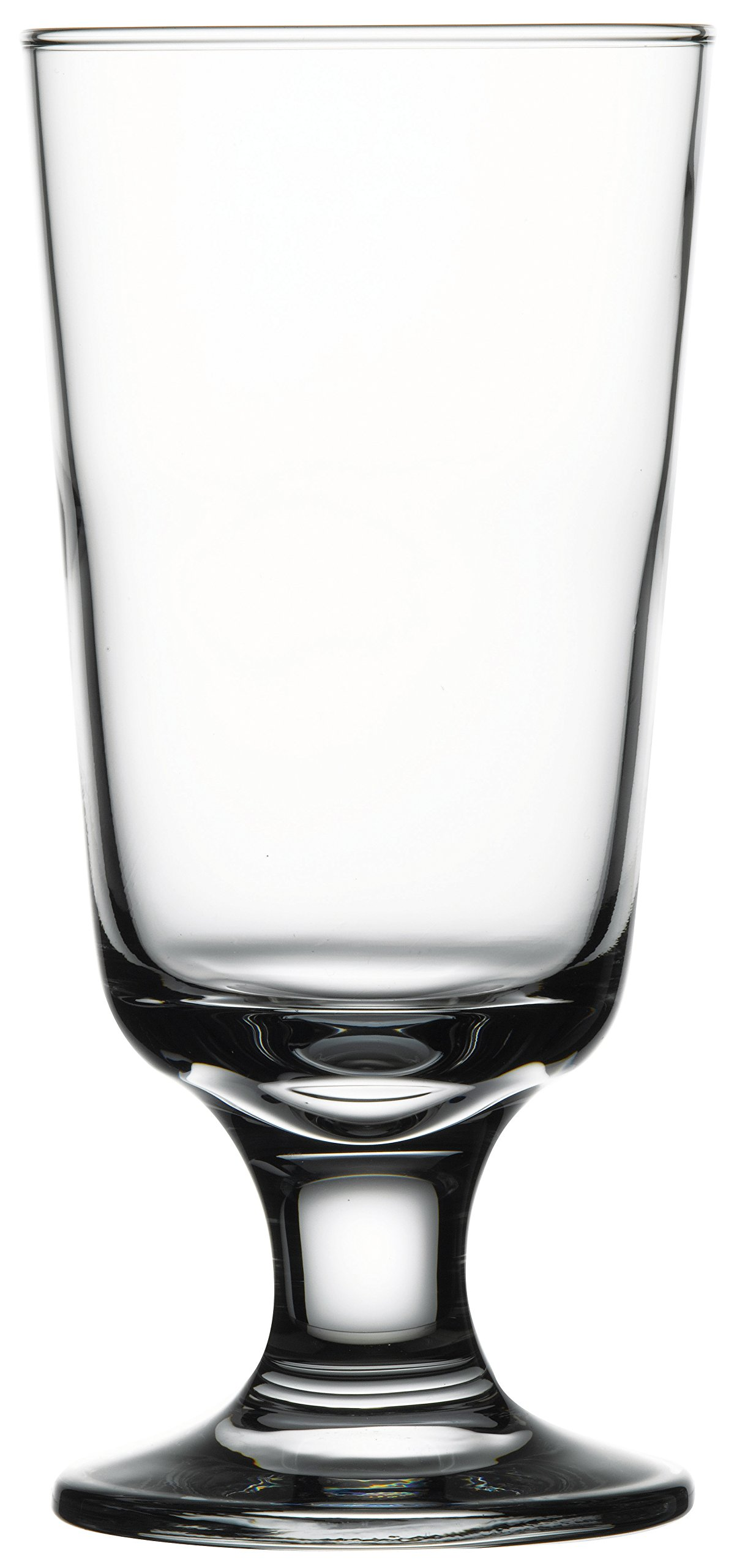 Hospitality Glass Brands 44912-012 Capri 10 oz. Tavern Footed Highball (Pack of 12)