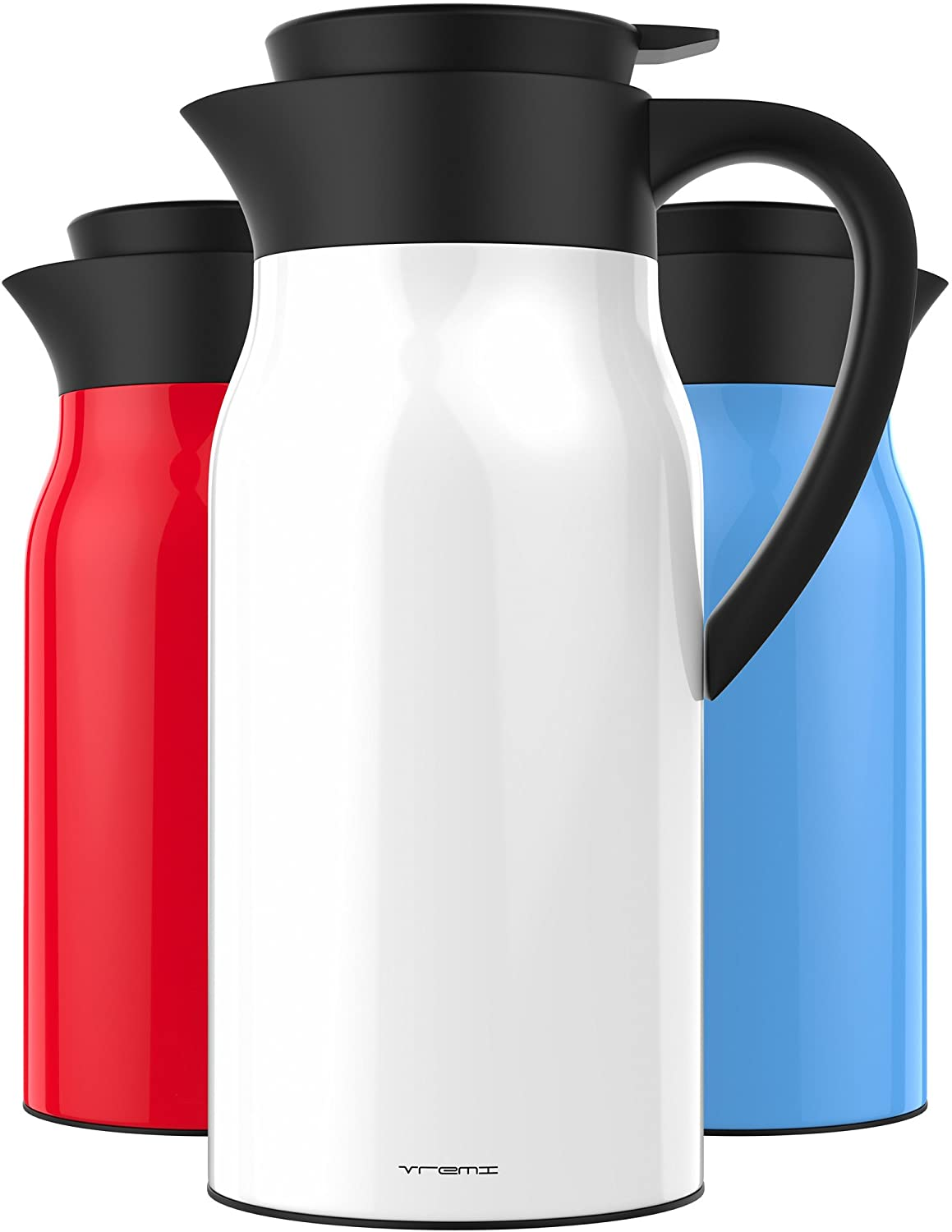 Thermos Large Travel Bottle Stainless Steel Vacuum